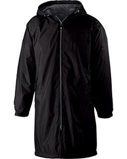 Adult Polyester Full Zip Conquest Jacket-Holloway