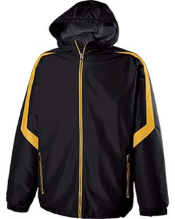 Youth Polyester Full-Zip Charger Jacket-
