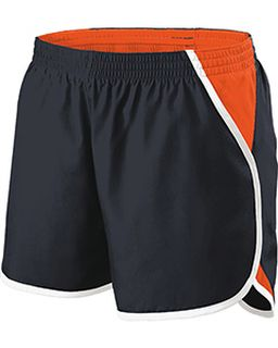 Girls Polyester Energize Short-Holloway