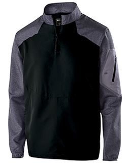 Youth Ultra-Lightweight Aero-Tec™ Raider Warm-Up Pullover-Holloway