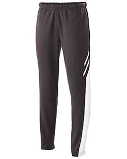 Youth Temp-Sof Fabric Performance Fleece Flux Tapered-Leg Warm-Up Pant-Holloway