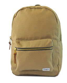 Heritage Canvas Backpack-Hardware
