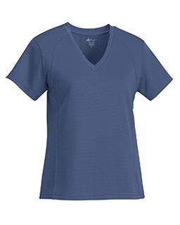 Ladies Active Wear Performance V-Necks-Il Migliore