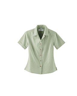 Ladies Silk Small Jacquard Shirt-Il Migliore