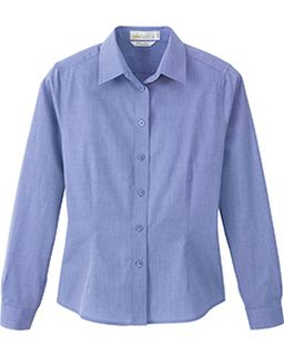 Laidies Primalux End-On-End Dress Shirt-