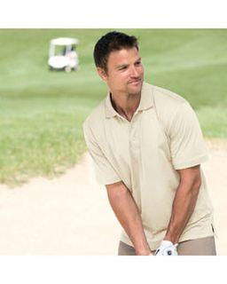 Mens Pima Cool Short-Sleeve Polo-Izod