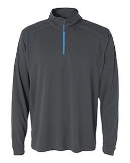 Adult Shadow Mesh 1/4 Zip-J America