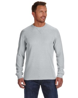 Mens Vintage Zen Thermal Long-Sleeve T-Shirt-