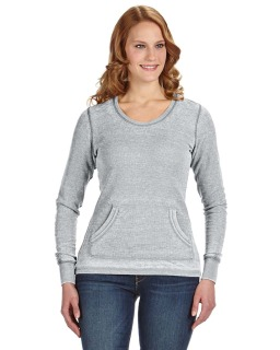 Ladies Zen Thermal Long-Sleeve T-Shirt