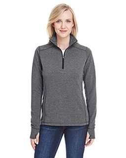 Ladies Omega Stretch Quarter-Zip-