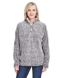 Ladies Epic Sherpa 1/4 Zip-