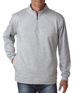 Adult Cosmic Poly Fleece Quarter-Zip-J America