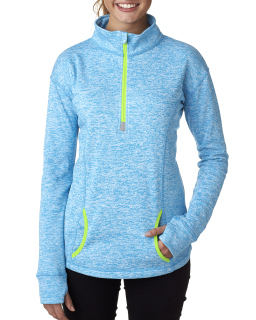 Ladies Cosmic Fleece Quarter-Zip-