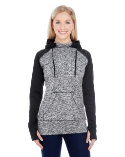 Ladies Colorblock Cosmic Hood-