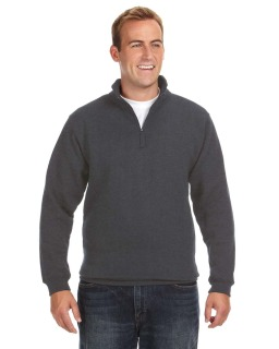Adult Heavyweight Fleece Quarter-Zip-
