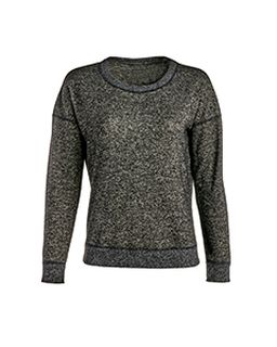 Ladies Cozy Crewneck Sweatshirt-
