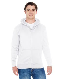 Adult Glow Full-Zip Hood-J America
