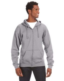 Adult Premium Full-Zip Fleece Hood-