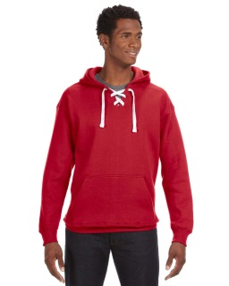 Adult Sport Lace Hooded Sweatshirt-