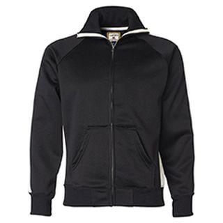 Adult Vintage Poly Fleece Track Jacket-