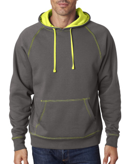 Adult Shadow Fleece Pullover Hood-