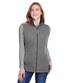Ladies Ladies Quilted Vest-