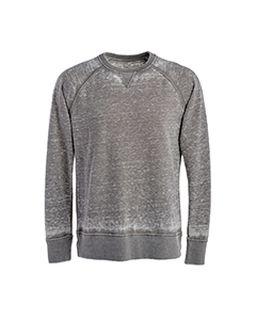 Adult Vintage Zen Crewneck Sweatshirt-