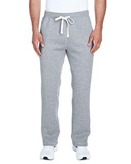 Adult Premium Open Bottom Fleece Pant-J America
