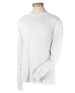 Adult 5.3 Oz. Dri-Power® Sport Long-Sleeve T-Shirt-Jerzees