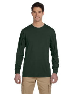 Adult Dri-Power® Sport Long-Sleeve T-Shirt-