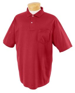 Adult Spotshield™ Pocket Jersey Polo-Jerzees