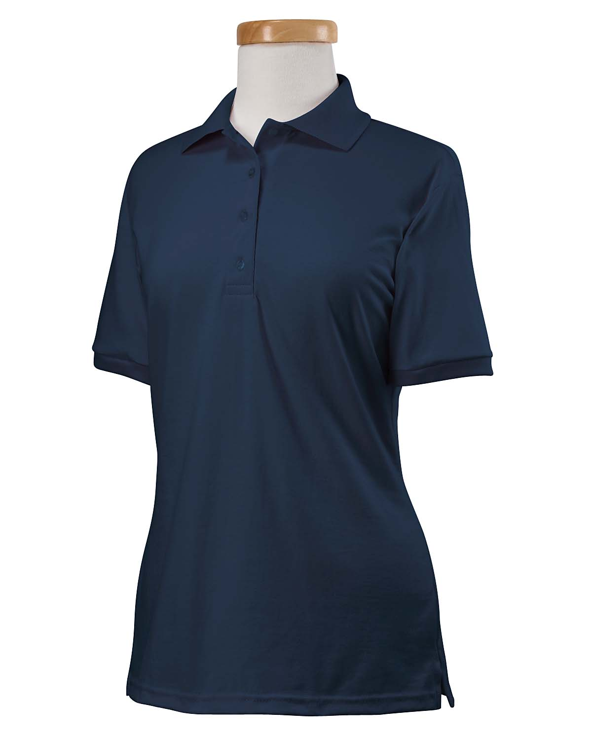 Ladies 5.6 Oz. Spotshield™ Jersey Polo-Jerzees