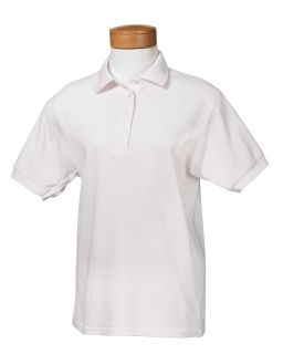 Ladies 6.5 Oz. Ringspun Cotton Pique Polo-