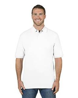 Adult 6.5 Oz. Premium 100% Ringspun Cotton Pique Polo-Jerzees