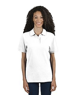 Ladies 6.5 Oz. Premium 100% Ringspun Cotton Pique Polo-Jerzees