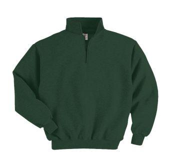 Adult Super Sweats® Nublend® Fleece Quarter-Zip Pullover-