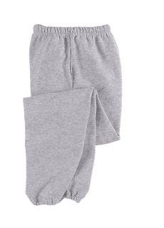 Adult 9.5 Oz. Super Sweats® Nublend® Fleece Pocketed Sweatpants-Jerzees