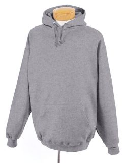 Adult Super Sweats® Nublend® Fleece Pullover Hooded Sweatshirt-