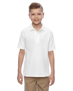 Youth 5.3 Oz. Easy Care� Polo-
