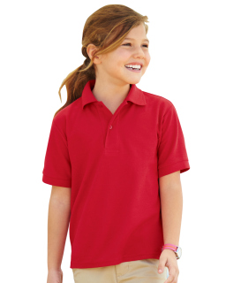 Youth 5.3 Oz. Easy Care™ Polo-