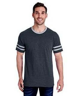 Adult 4.5 Oz. Tri-Blend Varsity Ringer T-Shirt-