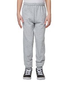 Youth 7.2 Oz., Nublend® Youth Fleece Jogger-Jerzees