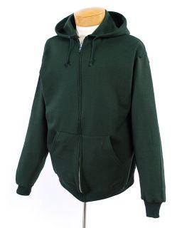 Youth Nublend® Fleece Full-Zip Hooded Sweatshirt-