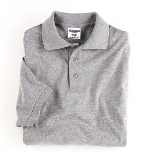 5.6 Oz. Heavyweight Blend™Jersey Polo-Jerzees