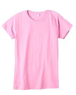 Ladies Fine Jersey T-Shirt-
