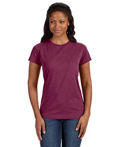 Ladies Fine Jersey T-Shirt-
