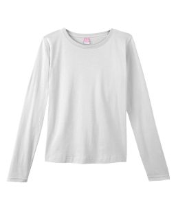 Ladies Premium Jersey Long-Sleeve T-Shirt-