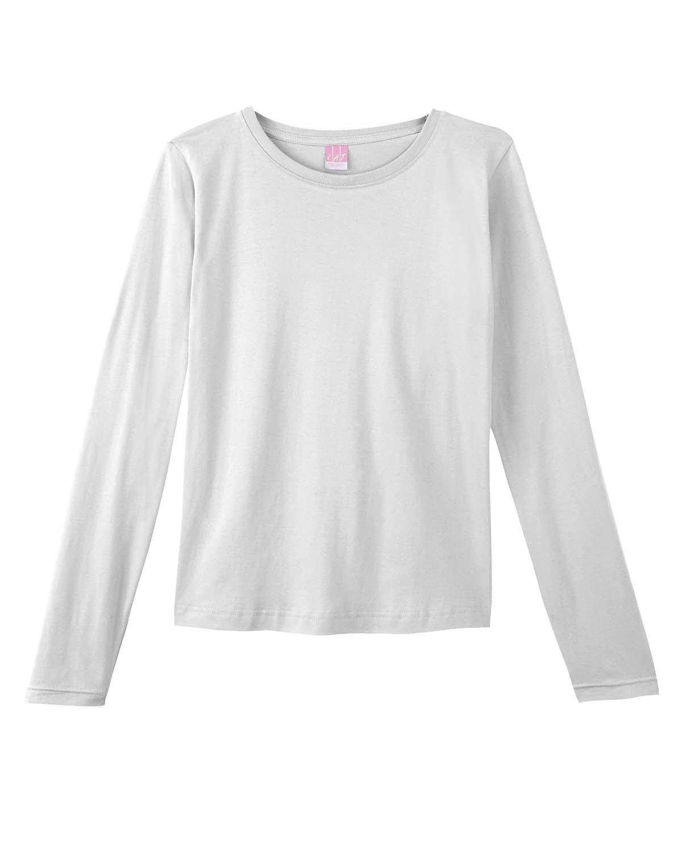 a6446e8e8 Buy Ladies Long-Sleeve Premium Jersey T-Shirt - LAT Online at Best ...