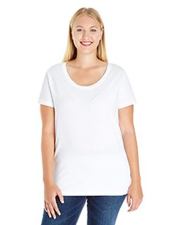 Ladies Curvy T-Shirt-