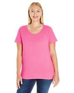 Ladies Curvy T-Shirt-